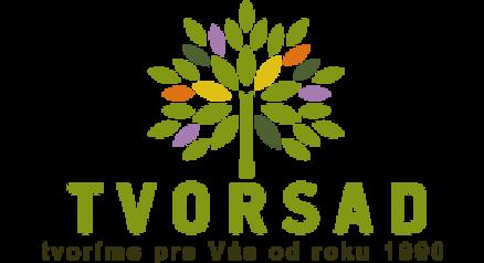 Logo Tvorsad.sk - tvoríme pre vás