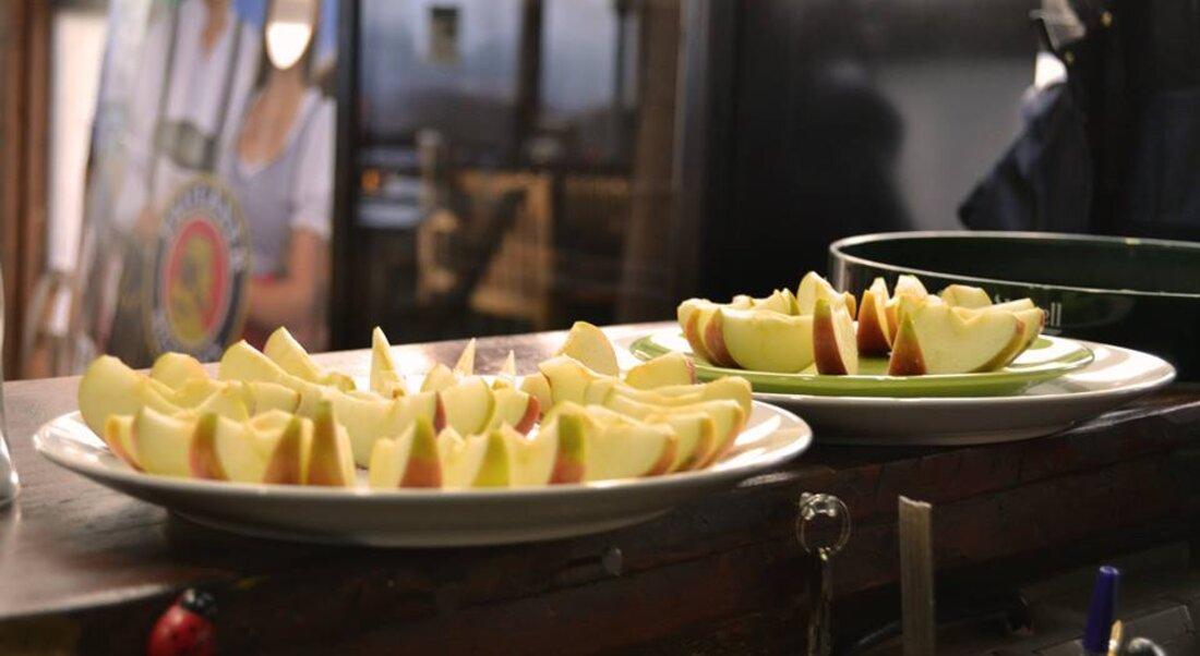 Ochutnávka jabĺk 2018